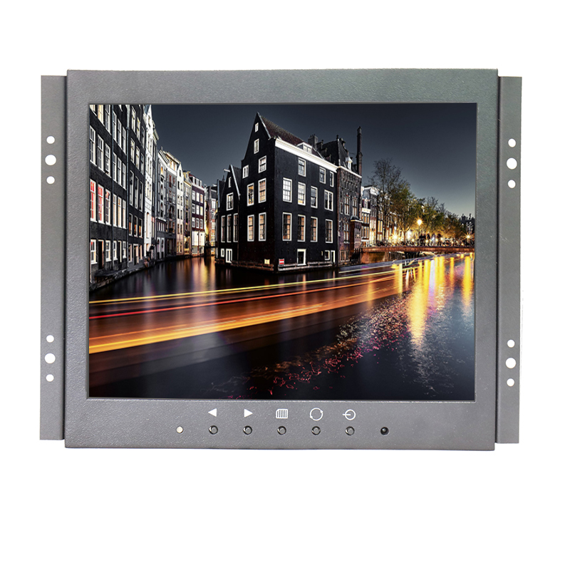 New product 9 inch lcd touch screen monitor 1024*768 outdoor touch screen monitor