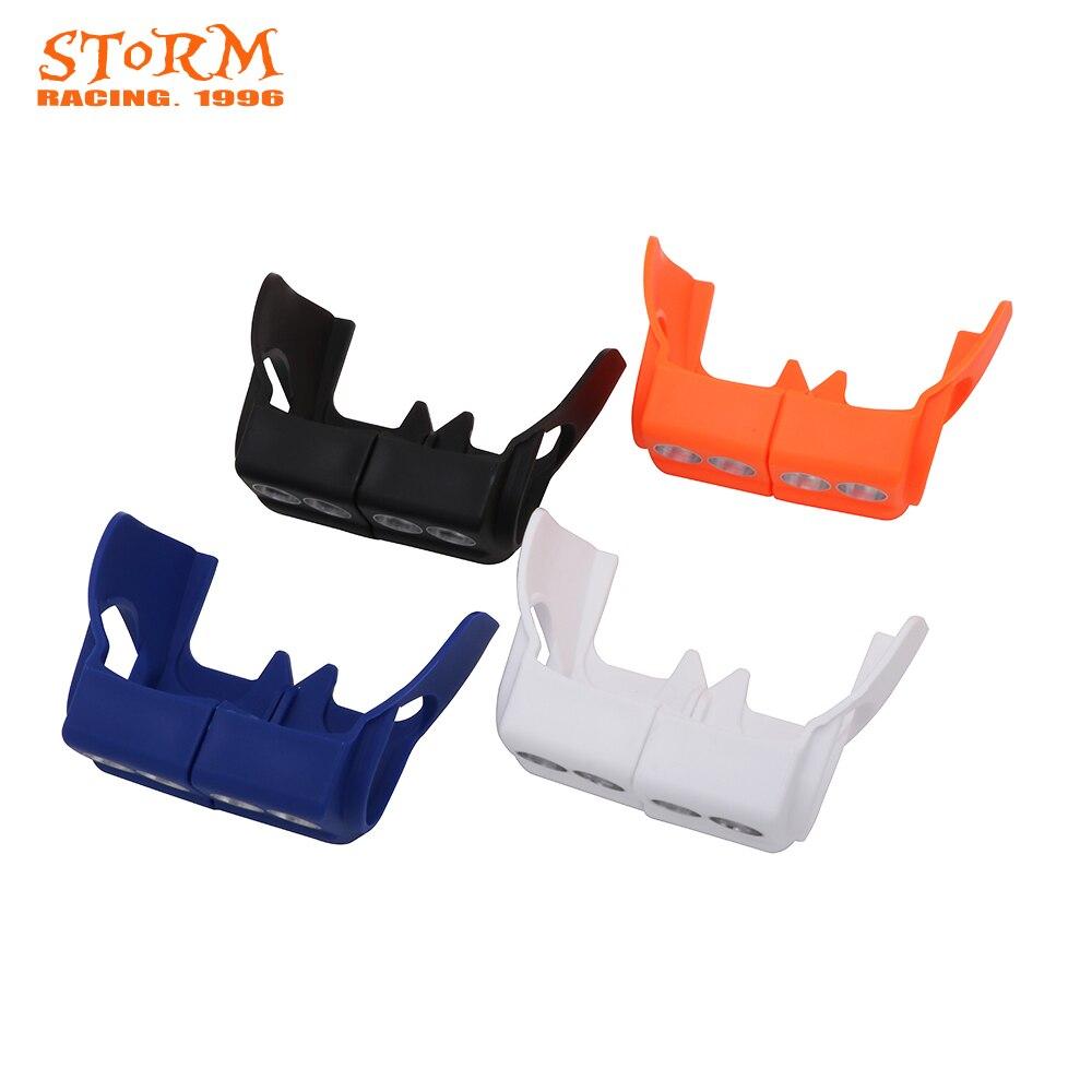 Motorcycle Plastic Fork Shoes Cover Guard Protection Kit For Husqvarna TC FC TX FX TE FE TE250I 300I 125 150 250 300 350 450 501