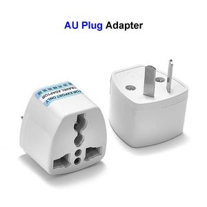 1 pcs Universal Power Adapter AC Travel Adaptor US EU UK To AU Australia Plug Adapter Converter Electrical Socket