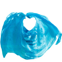 2017 high quality cheap dance veils womens sexy 100% silk belly dance veil wholesale  turquoise