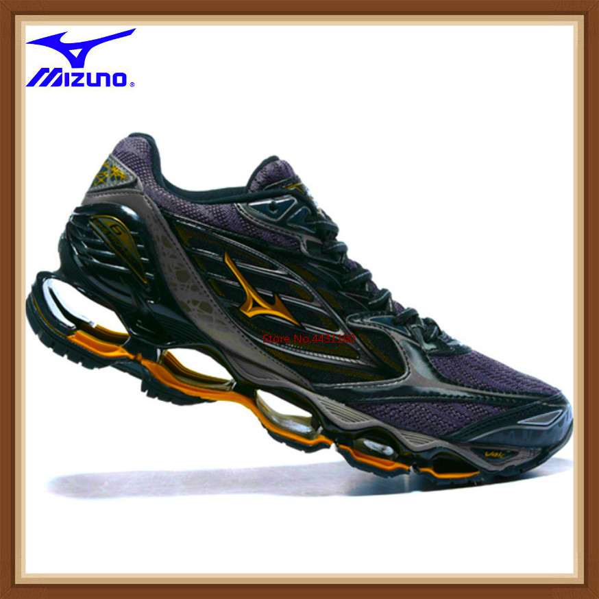 MIZUNO WAVE Prophecy 7 professional Men Shoes running shoes Outdoor Air Cushioning sneakers Weightlifting Shoes Size 40-45MIZUNO WAVE Prophecy 7 professional Men Shoes running shoes Outdoor Air Cushioning sneakers Weightlifting Shoes Size 40-45