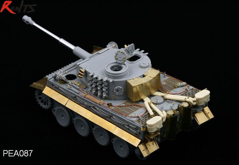RealTS Voyager PEA0871/35 Air Cleaner (Late Version) For Tiger I Early Version (For ALL)