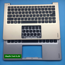 New US keyboard case palmrest upper case for Lenovo ideapad 710S-13 710S-13ISK 710S-13ikb US laptop keyboard cover lenovo idpd 710s 13 1800 мгц 8 гб