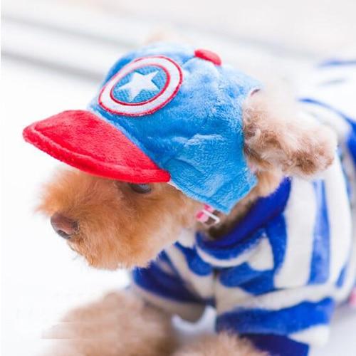 New cute high quality cowboy dog baseball hat pet cap 1pc-in Dog ... fb5842fd11e6
