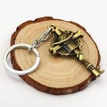 One Piece White Beard Edward Newgate Key Chain
