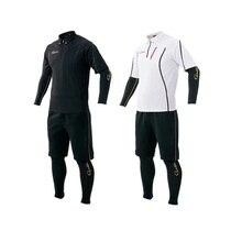 Костюм для рыбалки, футболка, шорты, рукав M/L/XL/XXL/XXXL, защита от солнца, быстрое высыхание, защита от ультрафиолета, сделано в Японии