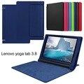 """Luxury Case for Lenovo yoga tab 3 8 Cover,Flip PU Leather Smart Cover for Lenovo yoga tab 3 YT3-850F 8350L 850M 8.0""""inch+Pen"""
