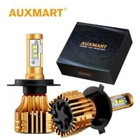 Auxmart H11 LED Bulb Headlight Car Lamp H11 LED 70W 7000lm SMD H 11 LED Bulbs
