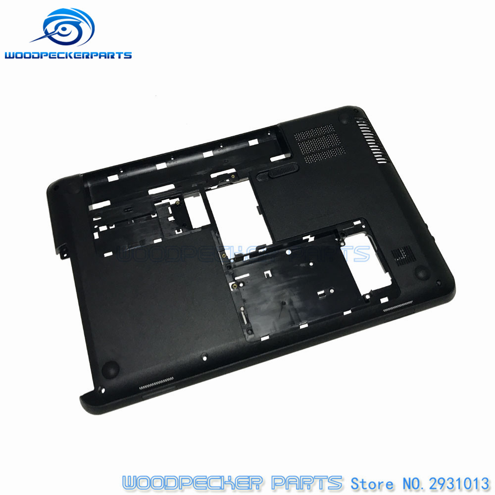 Free Shipping Laptop New Bottom case Base Cover Assembly For HP 1000 450 455 CQ45-m00 6070B0592901 685080-001 D shell new laptop original base bottom case bottom cover assembly for dell for latitude e5440 shell d cover 00dfdy 0dfdy ap0wq000b10