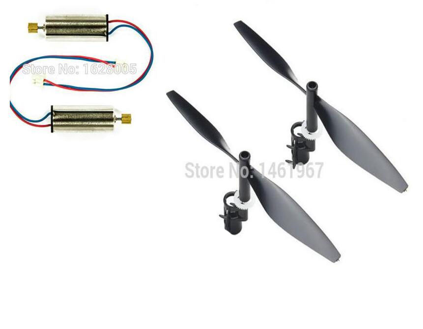 4PCS RC Accessories Pack Propeller for WLtoys F949 RC Plane