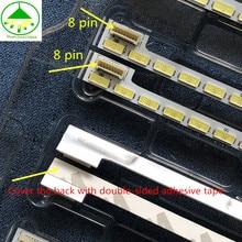新しい 60LED 525 ミリメートル LED ストリップ lg 42LS5600 42LS560T 42LS570S 42LS575S T420HVN01.0 イノテック Ypnl 42 インチ 7030PKG 60ea 74.42T23.001  2 DS1