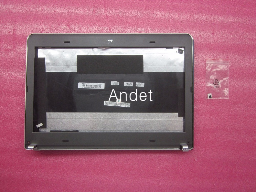 New Original for Lenovo ThinkPad Edge E431 E440 Lcd Back Cover Front Bezel Non Touch 04X1135