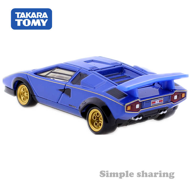 Tomica Premium 10 Lamborghini Countach LP500S TAKARA TOMY Diecast car