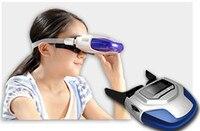 Перезаряжаемая машина для лечения близорукости с коротким зрением устройство для восстановления глаз DC Батарея глаза Акупунктура массаже