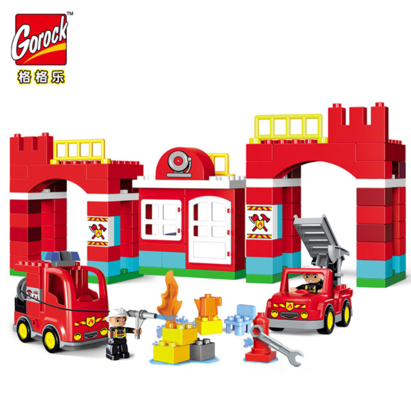 4 In 1 City Fire Rescue Building Blocks Diy Fire Truck Helicopter Boat City Firefighter Model Bricks Legoinglys Price Remains Stable Model Building