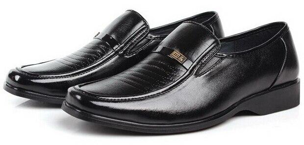 32c76db4bd3 2015 nueva primavera hombres de marca de los zapatos de vestir de negocios  oficina del cuero