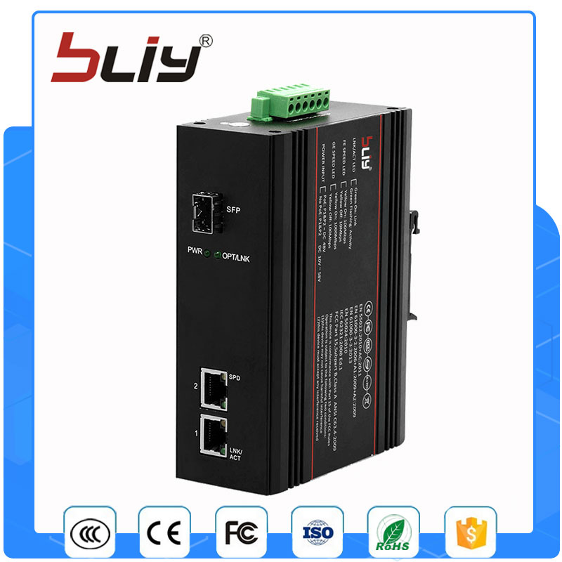 все цены на 1FX2TX 100M 3 port industrial unmanaged ethernet switch SFP slot din rail mount ethernet switch онлайн