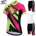 KIDITOKT Pro/Женский комплект из Джерси для велоспорта, одежда для шоссейного велосипеда, одежда для велоспорта, дышащий костюм для велоспорта