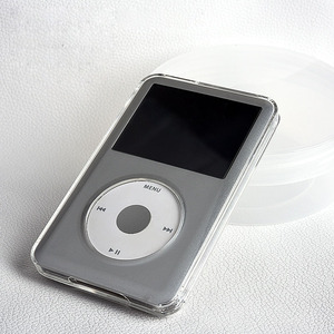 Image 1 - קריסטל שקוף מחשב קשיח מקרה הגנת גוף מלא עבור Apple iPod Classic 6th 80GB 120GB 7th 160GB כיסוי Coque Fundas פגז
