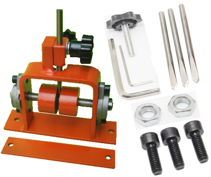 US Manual Wire Cable Peeling Stripping Metal Machine Scrap Stripper Recycle  !
