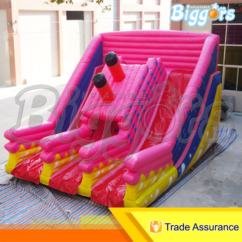 Free Shipping Giant Tobogan Inflable Inflatable Waterslide Inflatable Water Slide With Factory Price commercial sea inflatable blue water slide with pool and arch for kids