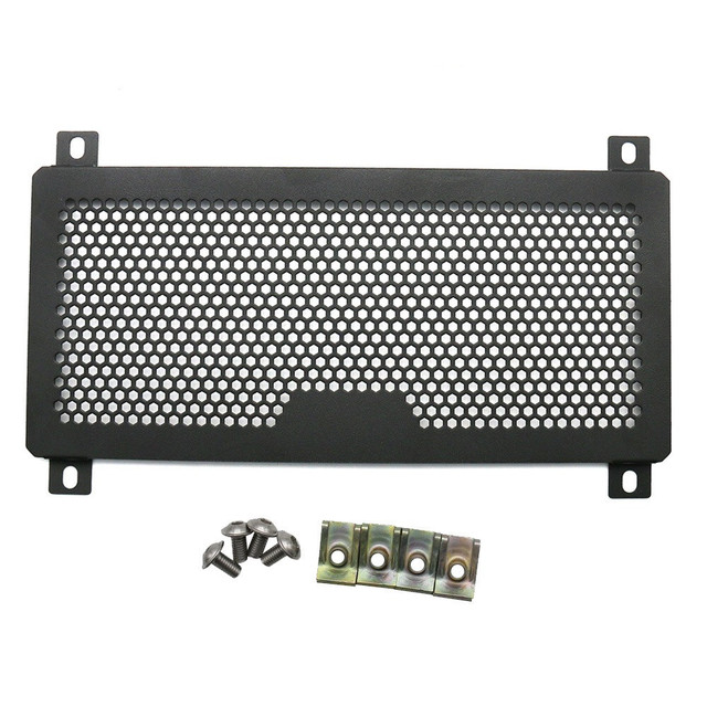KAWASAKI  NINJA650 Z 650 2017 2018 Motorcycle Accessories Radiator Grille Cover Guard Stainless Steel Protection Moto Protetor