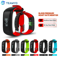 Smart watches Blood Pressure Heart Rate Monitor cardiaco Fitness Watch Bracelet Waterproof Pedometer Smart Band for Android iOS