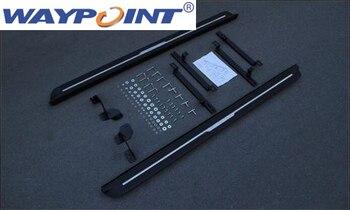 new fit for Subaru XV 2012-2016 aluminum side step running board Nerf bar