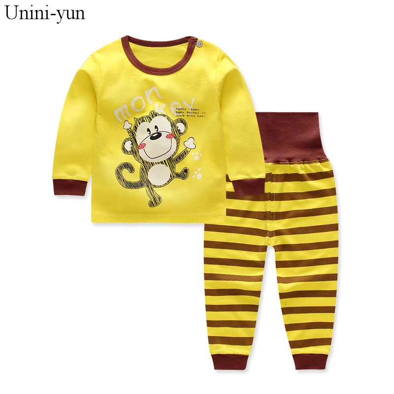 1-6Y new arrival Boy clothing set kids sports suit children tracksuit girls Tshirt pant baby sweatshirt character casual clothes