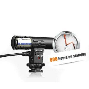 Image 3 - Универсальный внешний стерео микрофон 3,5 мм для Canon Nikon DSLR Camera DV Camcorder MIC 01 SLR Camera