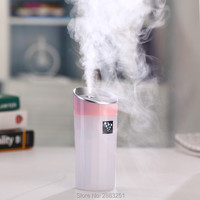 HO Styling Mini Portable USB Car Anionic Humidifier Air Purifier for ALFA ROMEO 147 159 156 stickers mito gt Home Accessories
