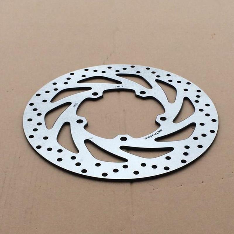 SNXSMO Motorcycle Front Brake Disc Rotor For Yamaha YBR250 YS250 YBR YS 250 JYM250 2A JYM250
