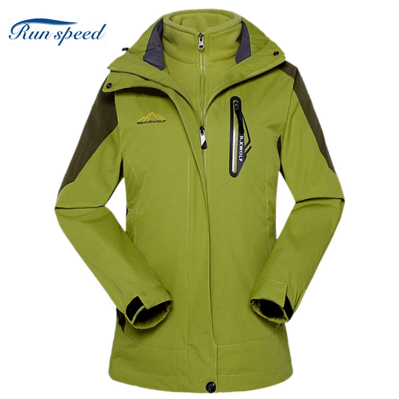 Best Warm Rain Jacket - JacketIn