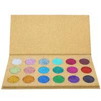 18 Colors Eye Shadow Makeup Mỹ Phẩm Shimmer Matte Eyeshadow Palette Drop Vận Chuyển Y0111