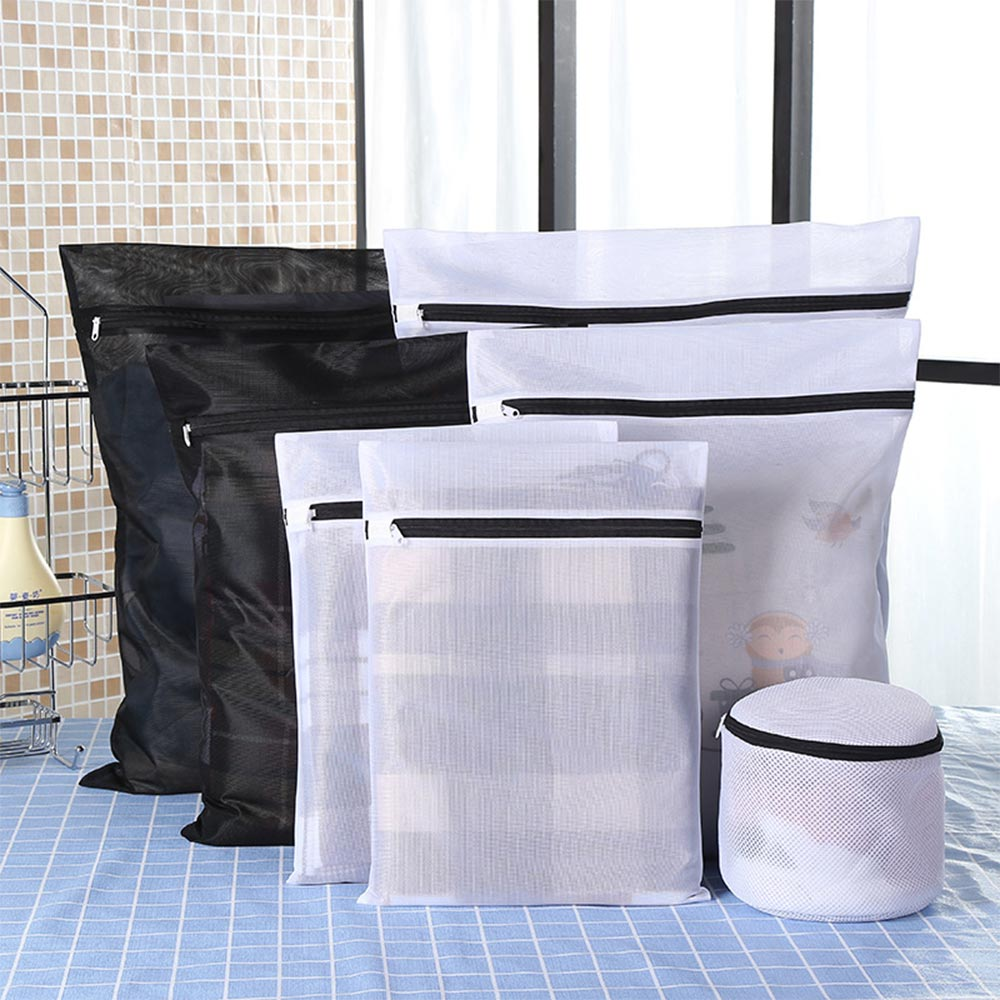 1 Set/7PCS Washing Home Use Underwear Bra Wash Bag Thickening Fine Mesh Laundry Bag Machine Wash Special Mesh Bag