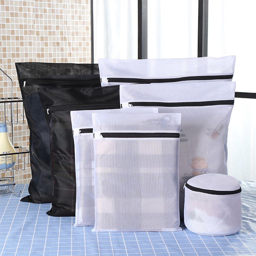 1 Set/7PCS Washing Home Use Underwear Bra Wash Bag Thickening Fine Mesh Laundry Bag Machine Wash Special Mesh Bag