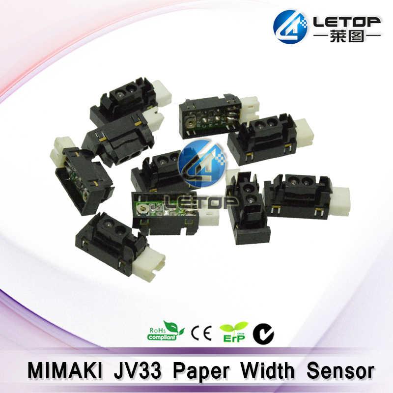 Kualitas Tinggi!!! Mimaki JV33 Lebar Kertas Sensor untuk Printer Pelarut