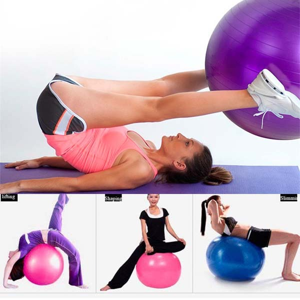 Anti Explosion Ball Health Care Balancing Pilates Fitness Gym Home