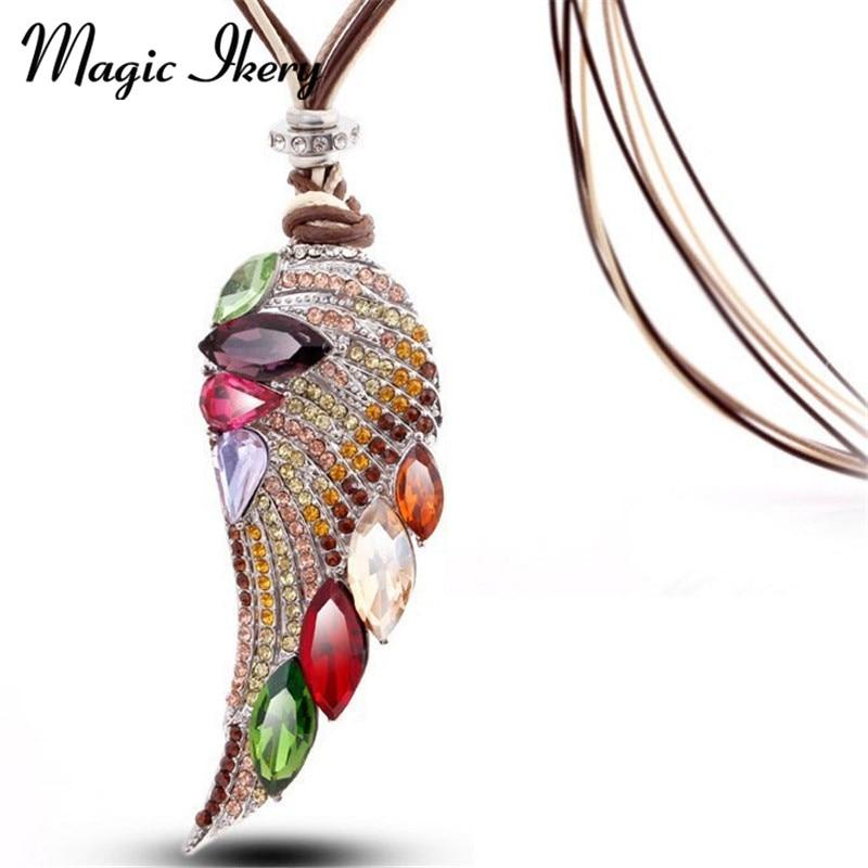 Magic Ikery Νέα 2017 Rose χρυσό χρώμα κρύσταλλο - Κοσμήματα μόδας - Φωτογραφία 3