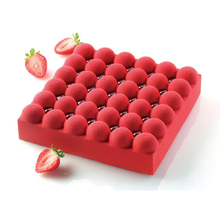 Silicone Cake Decorating Baking Tools Chocolate 3D Mold Bakeware Molds Making Desserts Pan