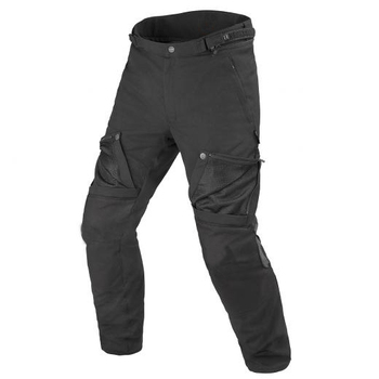 NEW 2018 Dain Amsterdam D-Dry Black Motorrad Trousers Men's Multi-Function Moto Trousers Racing Pant