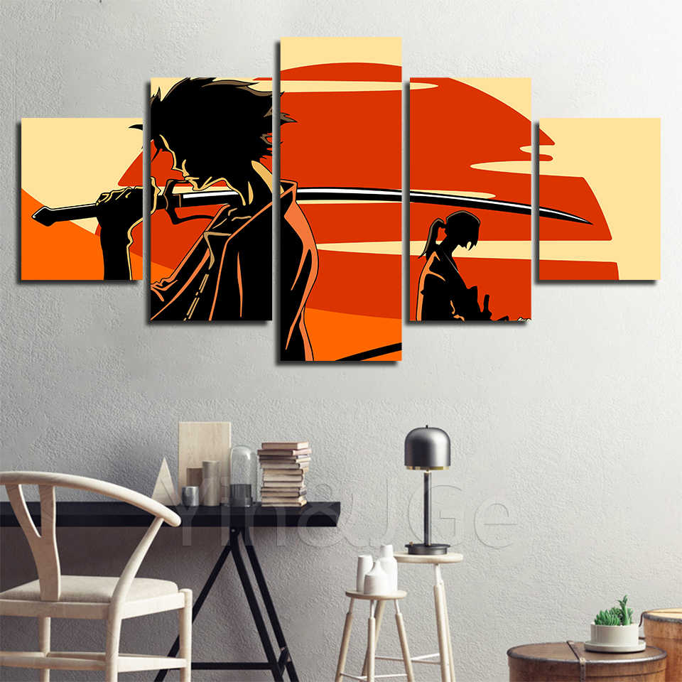 wall painting modular pictures printed