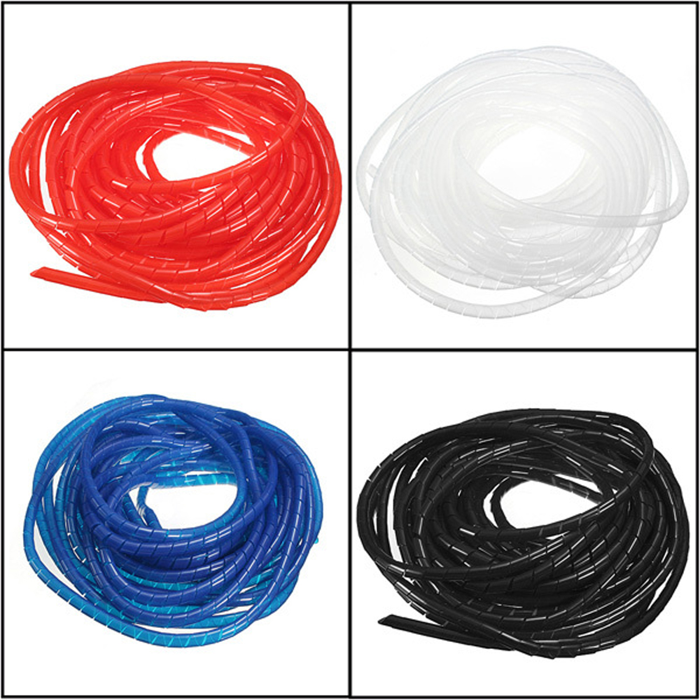 Aliexpress.com : Buy Diameter 19mm Expandable Spiral Wire Sleeving ...