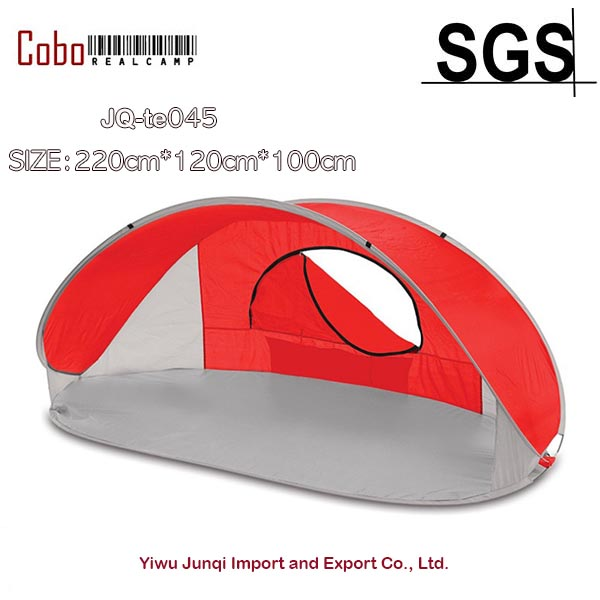 BEACH TENT POP UP UV SUN SHELTER OUTDOOR CAMPING FISHING FESTIVAL TENTS for Kids Beach <font><b>Baby</b></font> Family Size Pop-Up Shade T