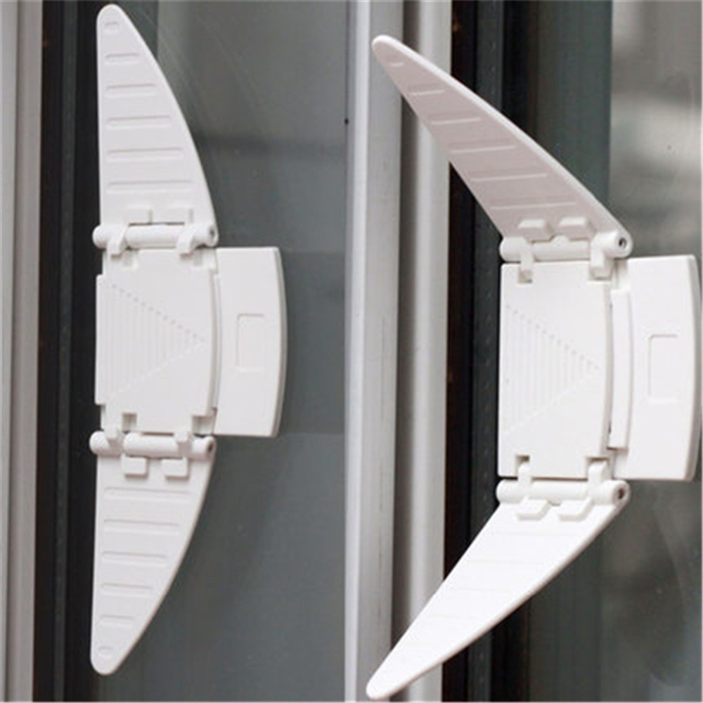 Online get cheap sliding door child lock aliexpress alibaba baby safety window lock door stoper sliding door child safety lock products protection of children wl112 vtopaller Images