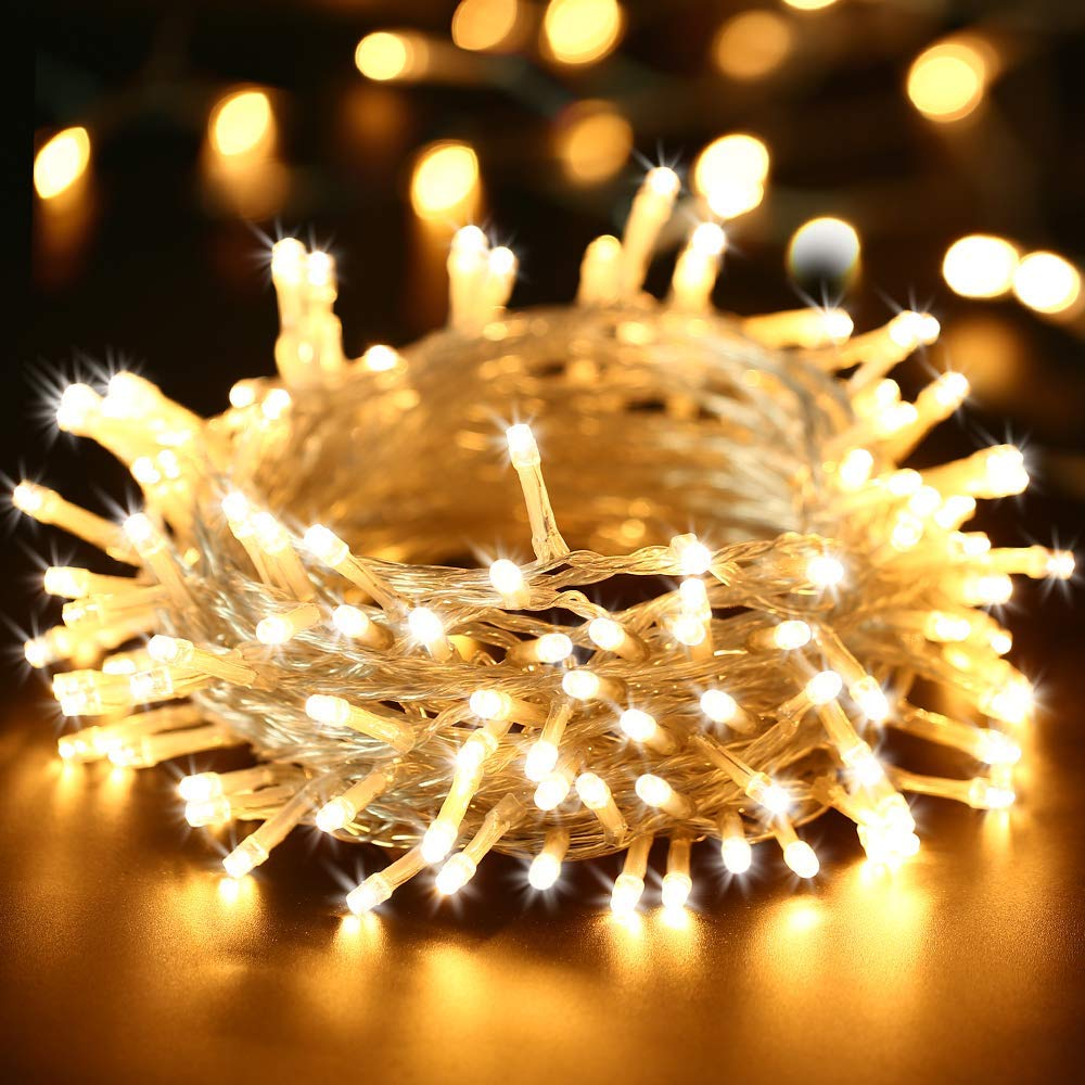 Lowest Price LED String Light 100LED 10M Christmas Wedding Party Decoration Lights Garland 110V 220V Outdoor Led Lamp