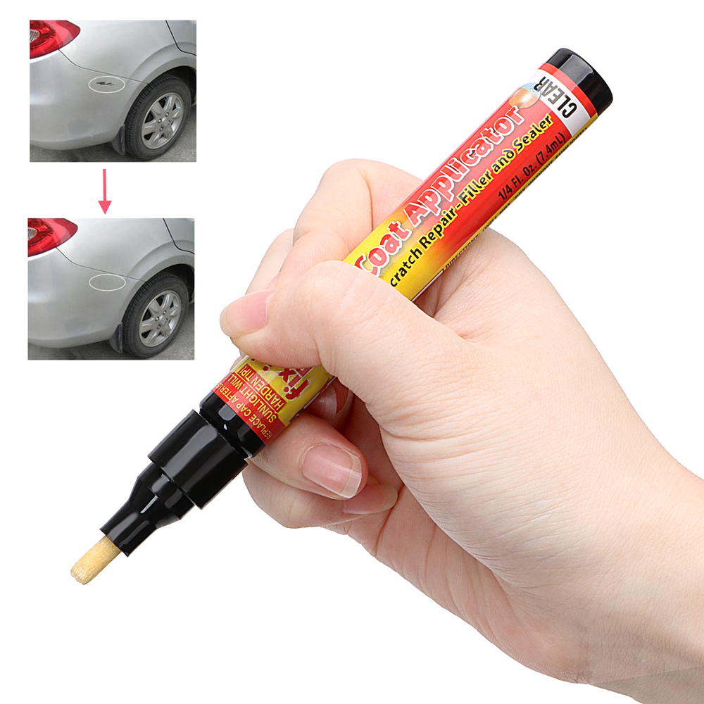 Car-styling Paint Care Car Scratch Repair Fix It Pro Auto Paint Pen Professional Clear Coat Applicator Scratch Remover Universal