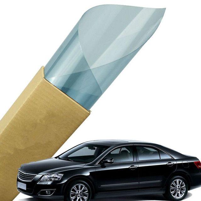 SUNICE 50cmx300cm 65%vlt Car Window Tint Car Tinting Film 100% UV Rejection Sunscreen Ceramic Tint Car Auto Window Glass Tint