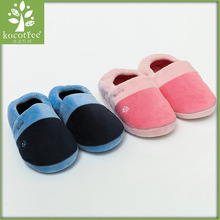 Mother Kids - Childrens Shoes - Kocotree Kids Slippers Children Home Slippers Girls Warm Winter Shoes For Boys Indoor House Bedroom Baby Soft Flats 2017 Cute