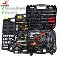 Набор ручных инструментов 18-127 шт бытовой набор инструментов с чехлом профессиональный набор инструментов для ремонта автомобиля